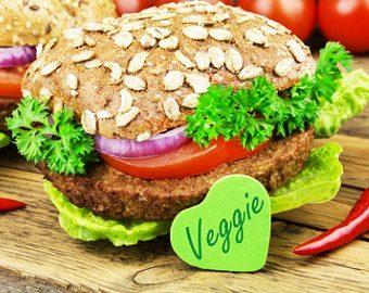 Vegetarisch und vegan:  Der Mega-Trend