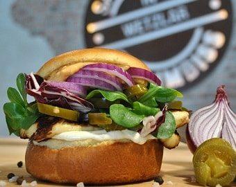 Vegetarisch, einfach & appetitlich: Der Burger-Snackmarkt in Bewegung