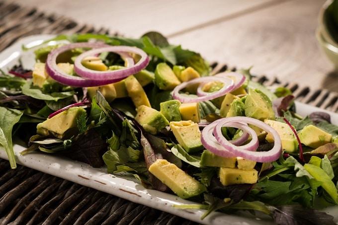 Avocado Snacks Gemüse Zwiebeln MTG foodtrading