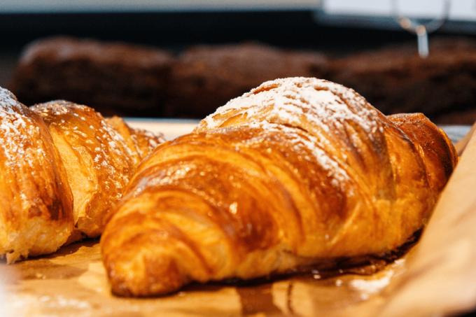 Croissant Süße Backwaren