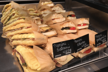 Hot Paninis Elag Ovenbag |snackconnection