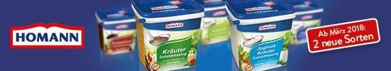 Top Banner Homann – Neue Sorten 500×100