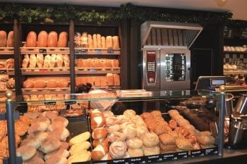 Bäckereitheke Selfcooking Center Rational | snackconnection