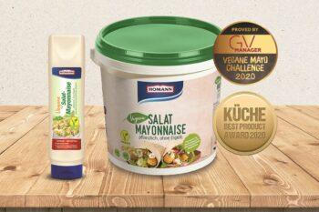 Homann Mayonnaise vegan