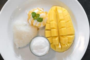 Mango Sticky Reis Thailand   snackconnection