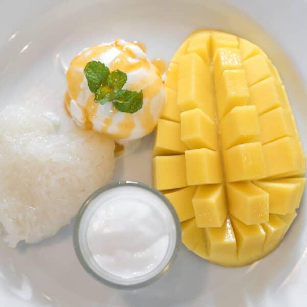 Mango Sticky Reis Thailand | snackconnection