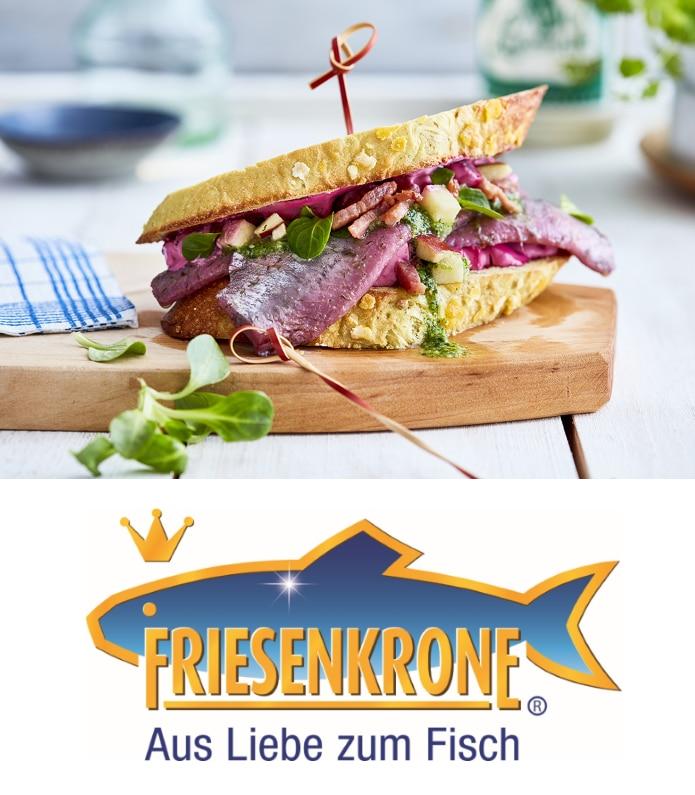 Profilbild Friesenkrone Fisch Sandwich