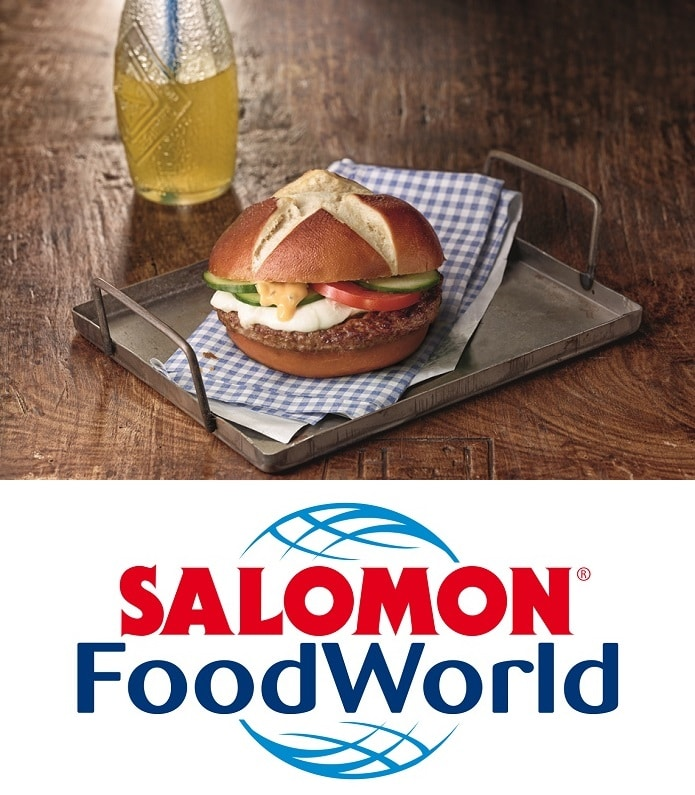 Profilbild von Salomon FoodWorld auf snackconnection