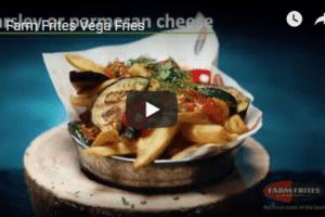 Anwendungsvideo Rezept Vegetarische Pommes mit Gemüse