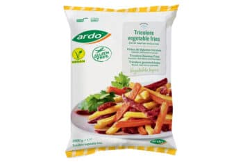 Ardo Tricolore Gemüse Fries Packshot | snacocnnection