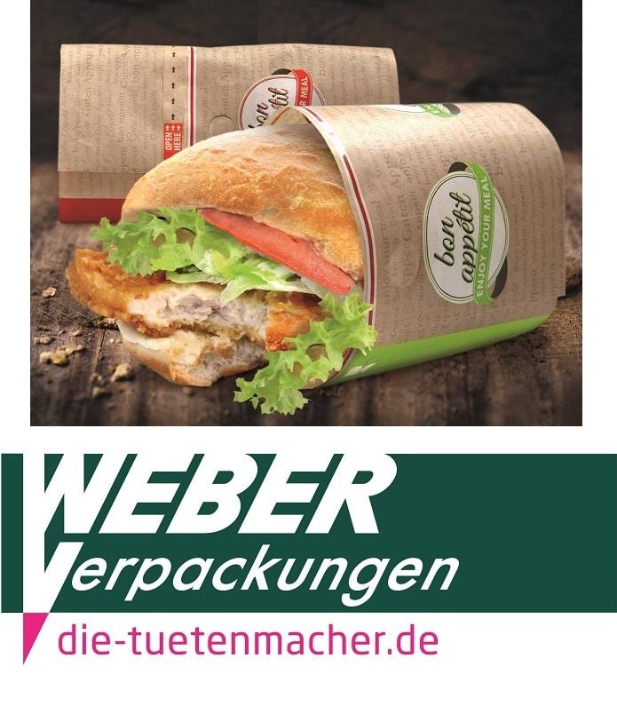 Profilbild von Weber auf snackconnection