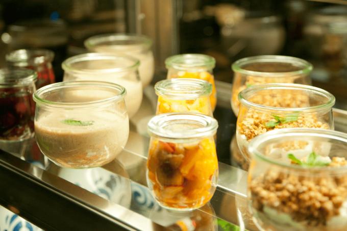 Saucen, Dips und Aufstriche für Snacks von Wiesenlust