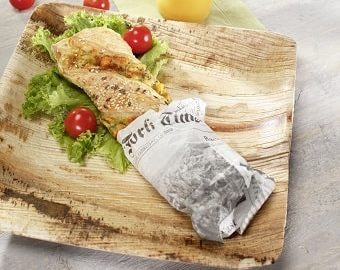 Gefüllte Backwaren-Snacks für jede Gastronomie