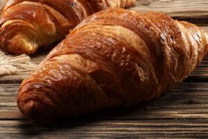 Croissant aus dem grillomax / snackconnection