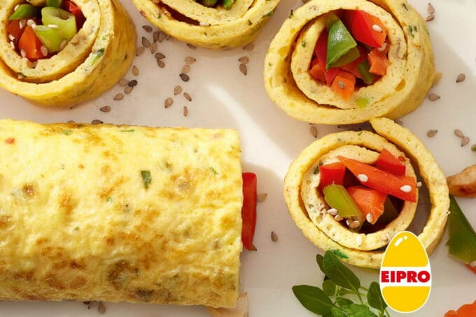 Ei Omelett Rollen | snackconnection