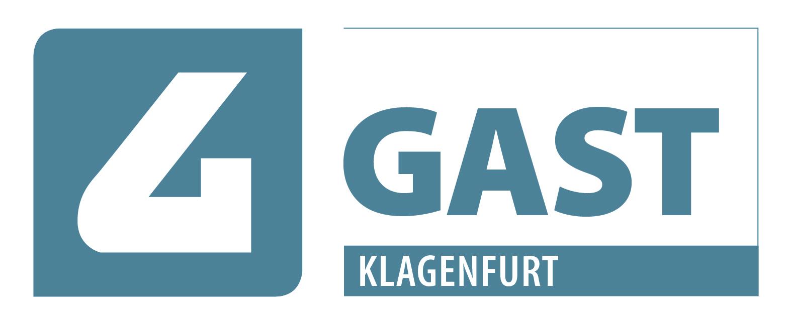 Das Logo der Gast Klagenfurt
