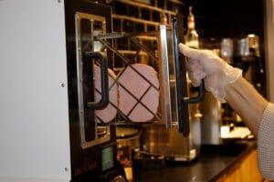 Grillomax Grill-Einsatz für Fleisch / snackconnection