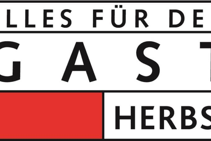 Logo der Messe GastHerbst