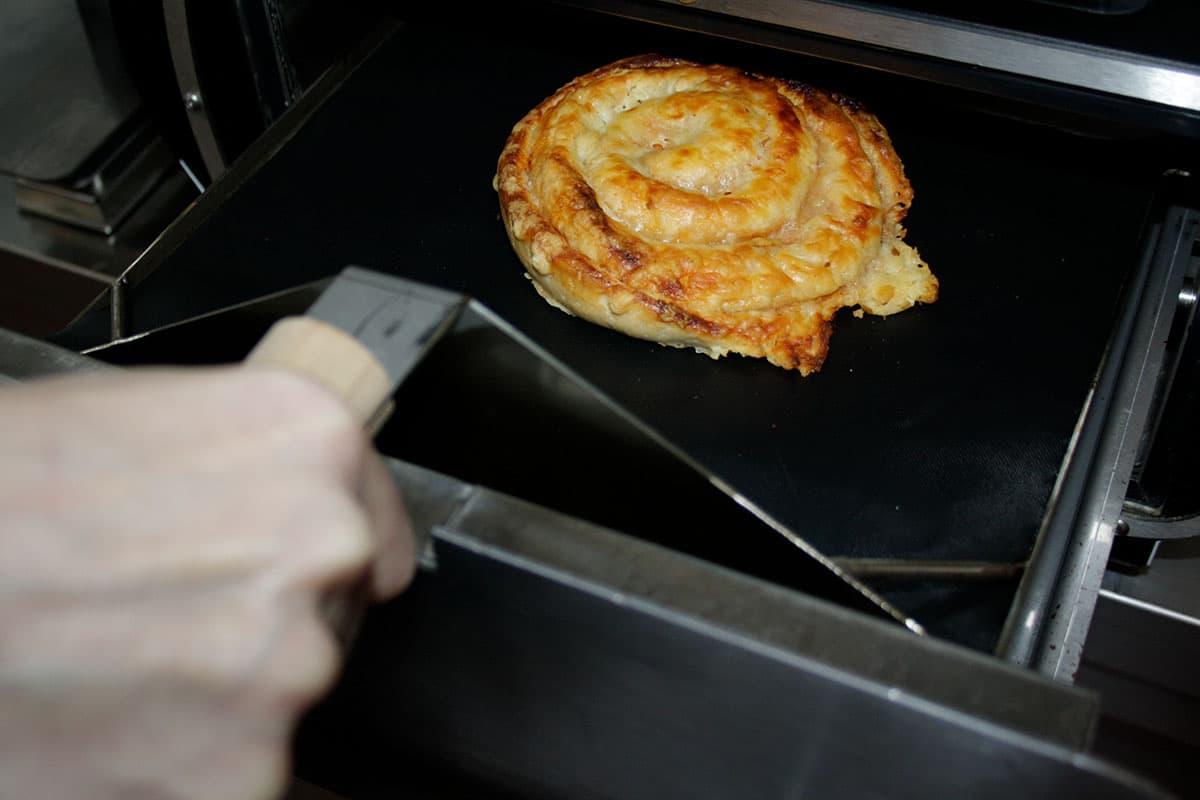 Grillomax Ofenschublade für Pizzaschnecke / snackconnection