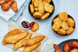 Hühnchen Fingerfood OSI Foodworks | snackconnection