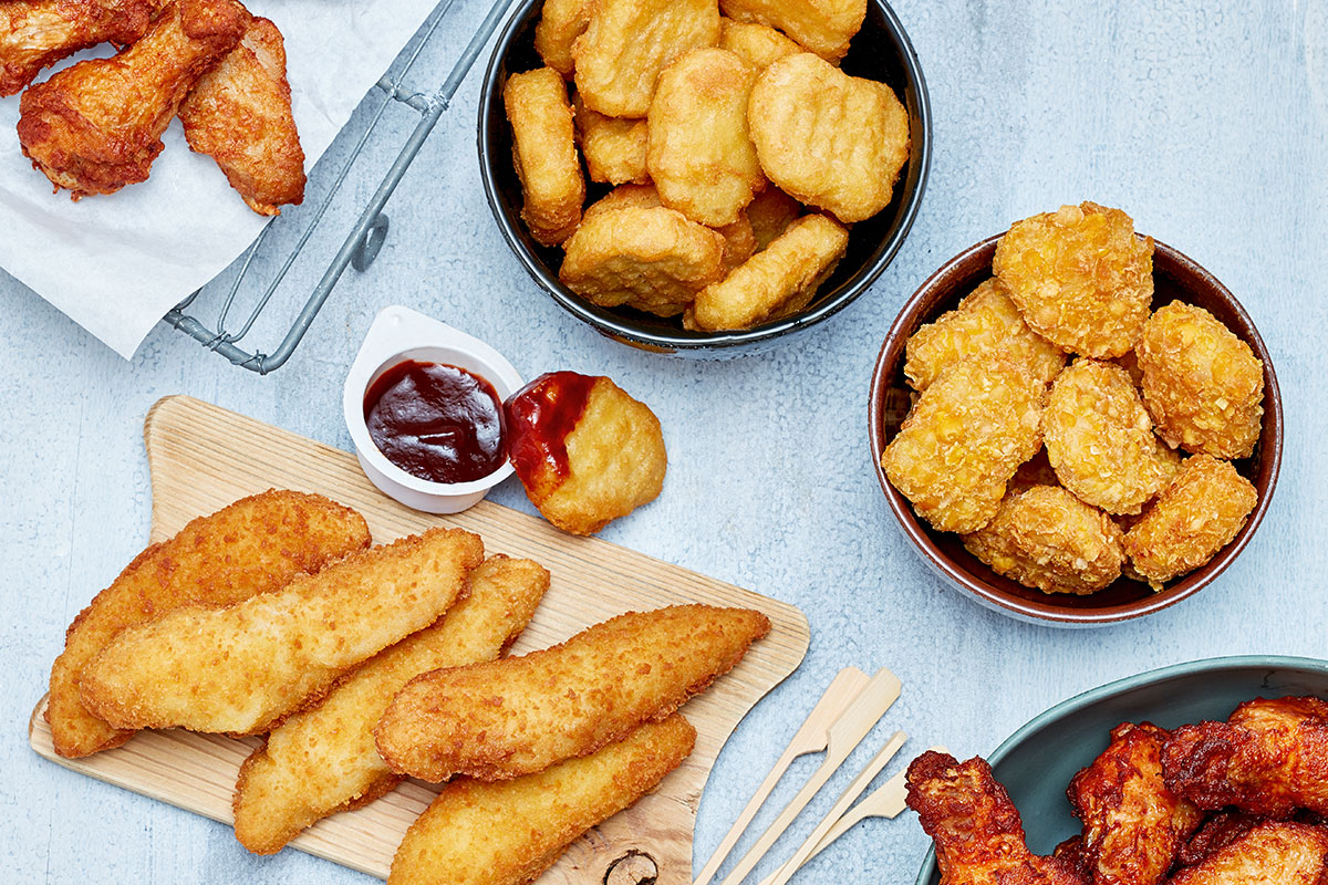Hühnchen Fingerfood OSI Foodworks   snackconnection
