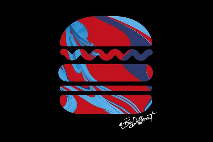 Salomon Burger be different