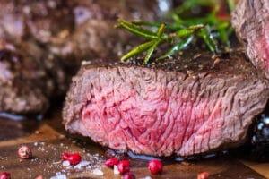 Steak aus dem Grillomax / snackconnection