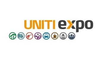 Das Logo der UNITIexpo 2018