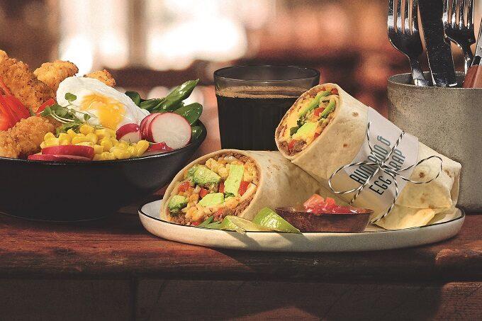 Wrap Frühstück Salomon