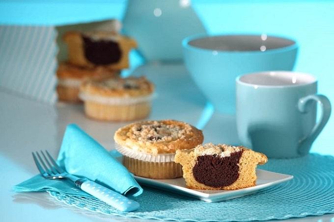 Mini Kuchen Backwaren Snacks von Böcker