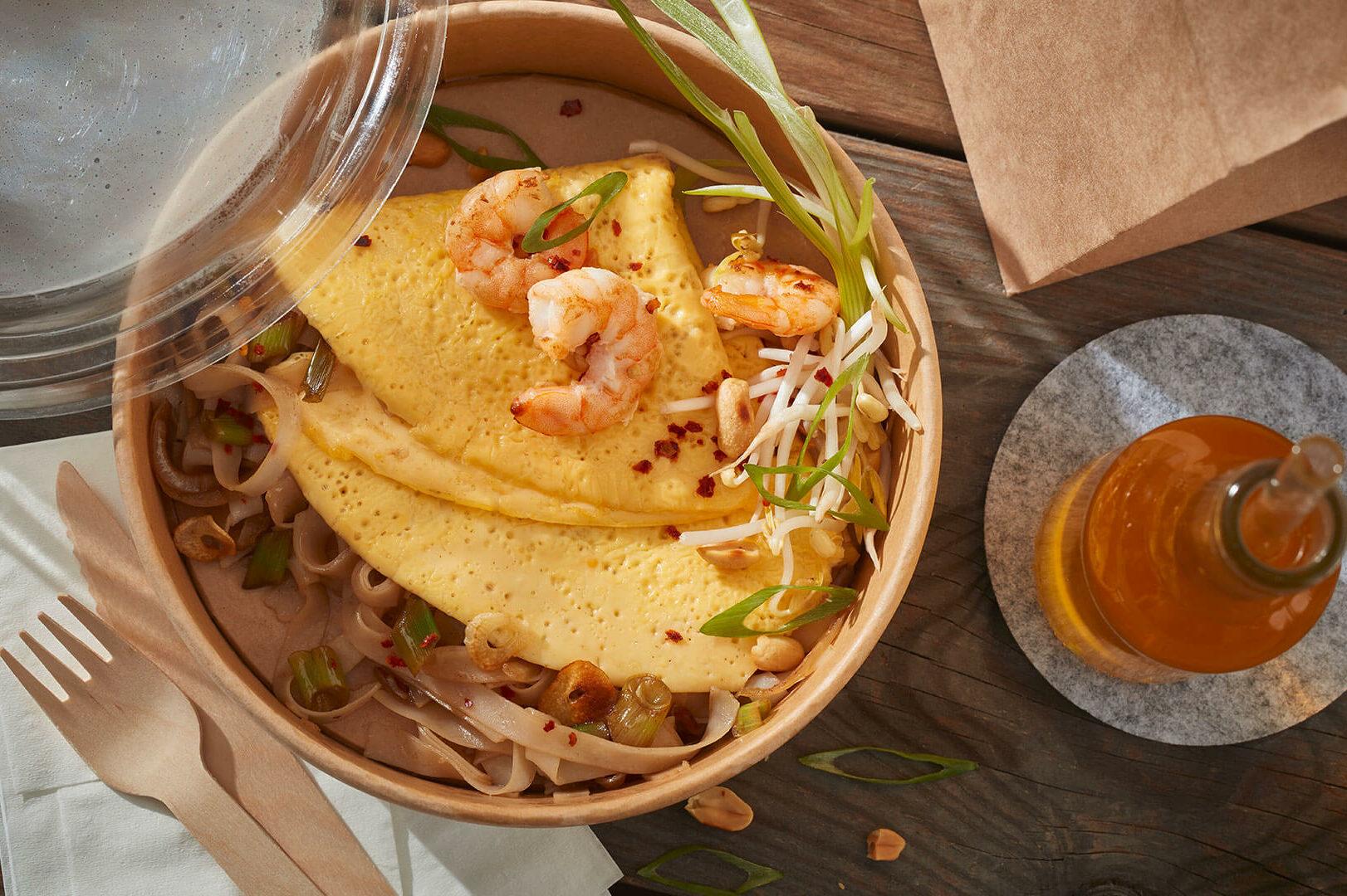 Eipro Omelette Bowl Asia
