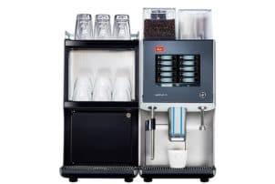 Eine Kaffeemaschine von Melitta