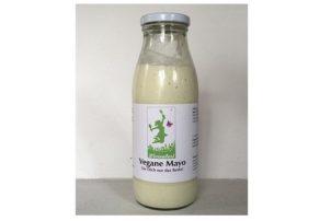 Das Profilbild von Wiesenlust. Zu sehen ist eine Vegane Mayonnaise