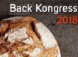 Back Kongress 2018: Das Bäckerhandwerk im Wandel