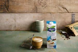 Die Kokosnuss Milchalternative von Alpro for Professionals