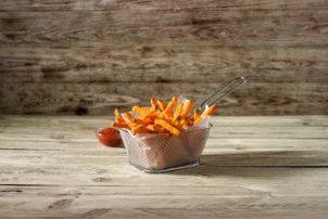 Süßkartoffelpommes von Farm Frites