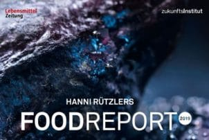 Food Report 2019 Cover von Hanni Rützler