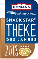 HOMANN_Snack Star Theke Backwaren Snacks