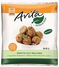 Schne-frost Avita Risotto Pilz Bällchen Snack Packung