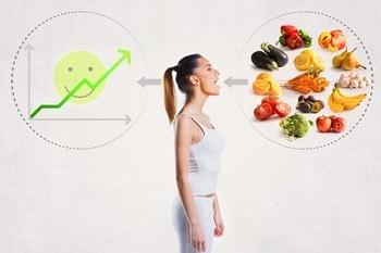 Vegetarisch vegan veggie gesunde Ernährung Gemüse