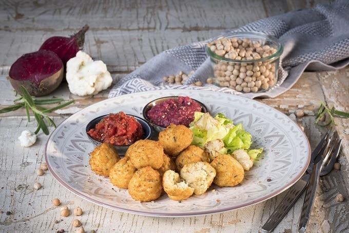 Falafel-vegan-Sauce-Vegeta
