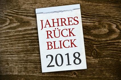 Jahresrückblick_2018_Fotolia