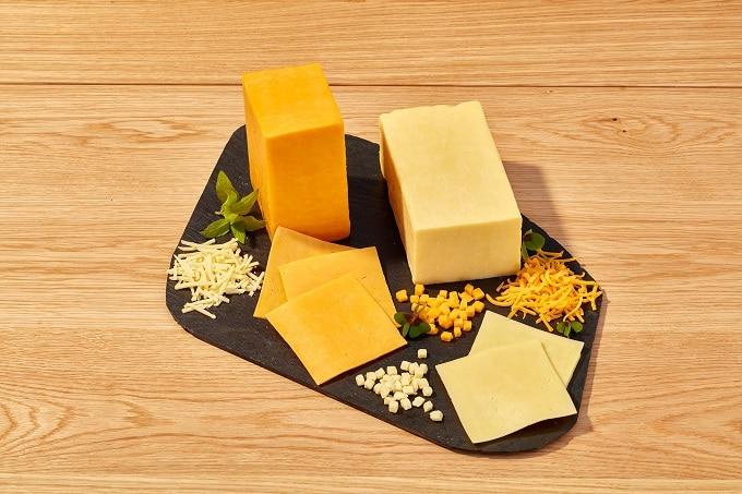 Käse Cheddar Dairygold