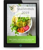 Tablet EBook Snacktrends 2019 | snackconnection
