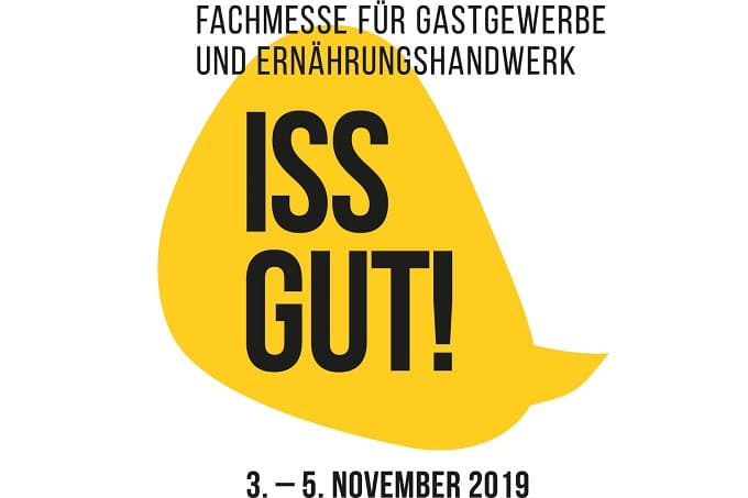 Iss Gut messe Logo 2019