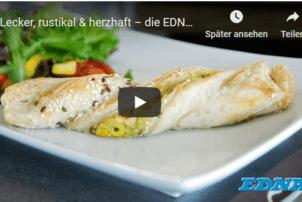 Video: EDNA Gourmet-Stangen
