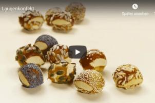 Laugenstange Laugenkonfekt Sesam Mohn Video Ditsch