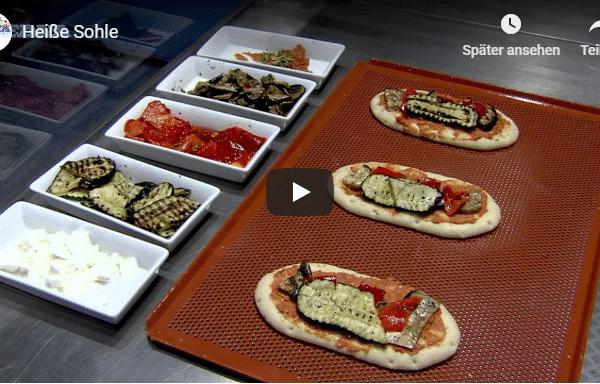 Pizzazunge belegenen Heiße Sohle Edna Video