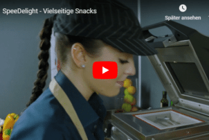 High Speed Grill Spedelight Electrolux video