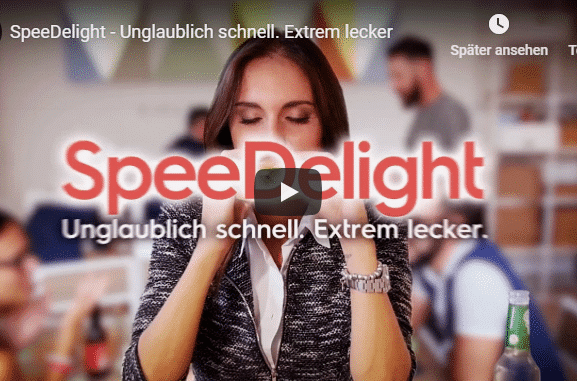 High Speed Grill Speedelight Electrolux video